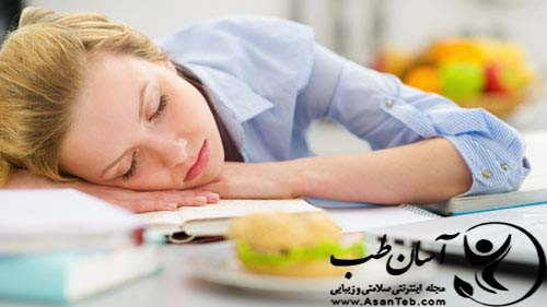 Food day and night test