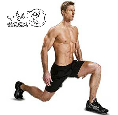 lunges exercise